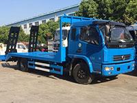 东风多利卡平板运输车_东风平板运输车_平板运输车厂家