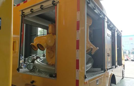 五十鈴600P工程救險車-五十鈴救險車(藍牌)