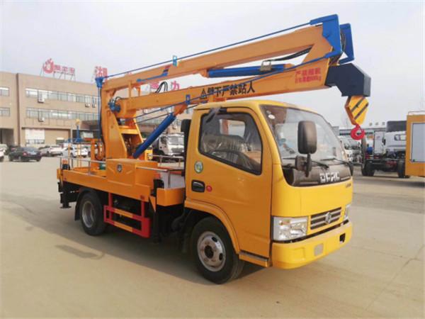 東風13.5米高空作業車價格_13.5米高空作業車多少錢