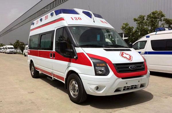 福特v348救護車_福特v348救護車多少錢_報價