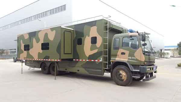 五十鈴28-32人宿營車軍工品質_價格_廠家直銷_配置_專業生產廠家