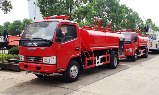 厂房灭火需哪种消防车