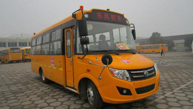 山西42座东风莲花幼儿园专用校车价格