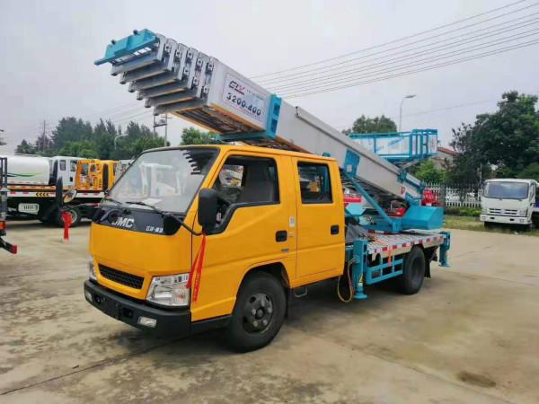 32米云梯车的配置