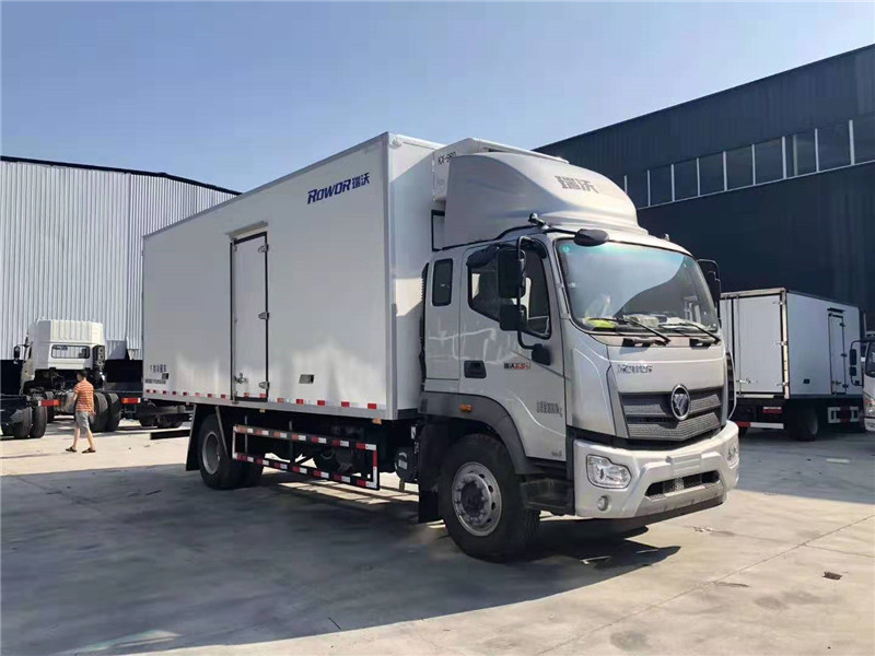 福田瑞沃國六6米8冷藏車價格-國六6米8冷藏車價格