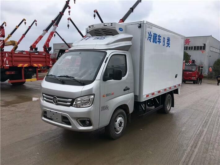 國六3.1米福田祥菱M1冷藏車價格表
