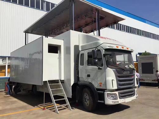 9.6米舞台车厂家直销 保证质量