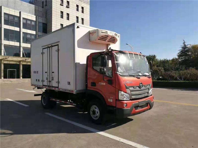 福田瑞沃ES3蓝牌重载冷藏车由量变质的飞跃,2019冷藏车行业分析报告
