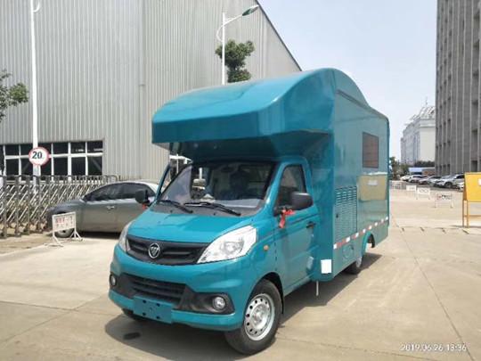 微型售货车生产厂家哪家好?