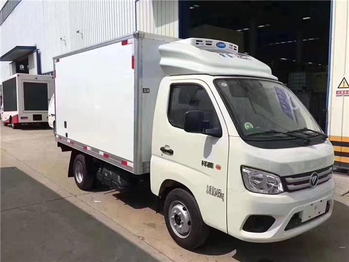 国六祥菱M1冷藏车价格
