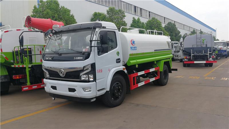 東風多利卡國六8方灑水車價格-東風多利卡國六8方綠化噴灑車價格
