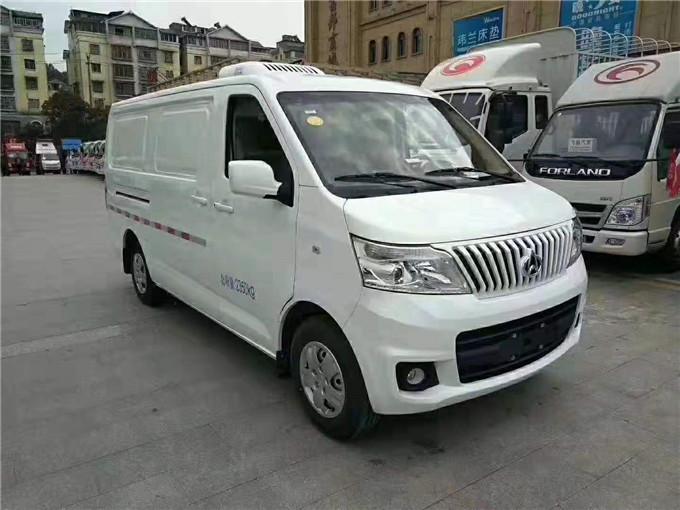 长安睿行M80国六冷藏车多少钱一辆