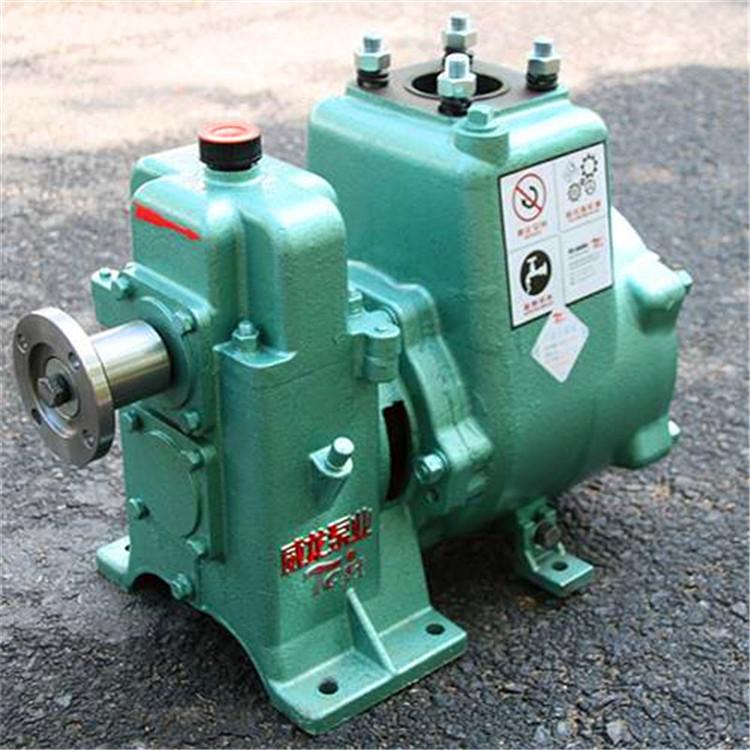 洒水车自吸式洒水泵使用要点