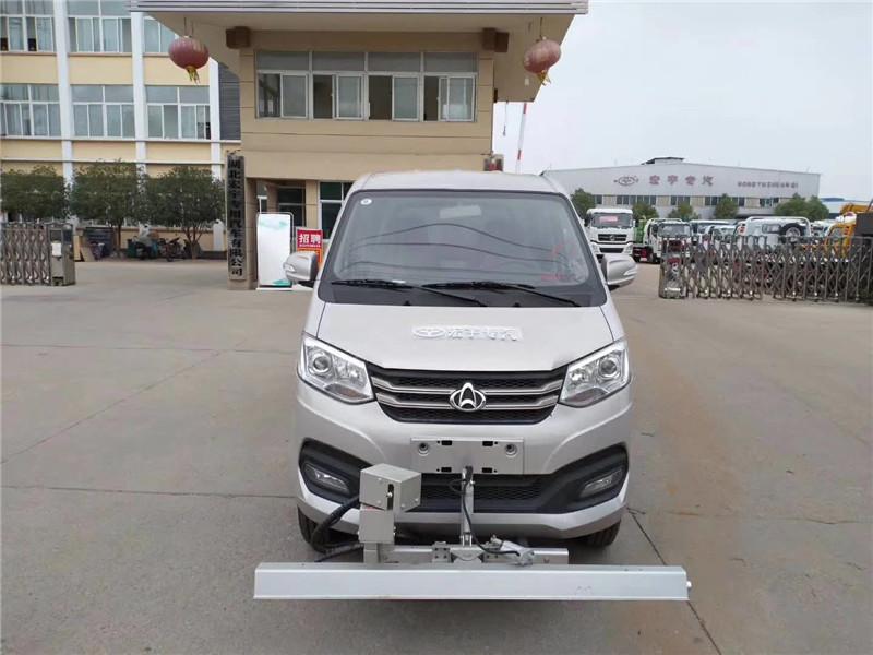 國六長安汽油機路面養護車|價格|配置|圖片