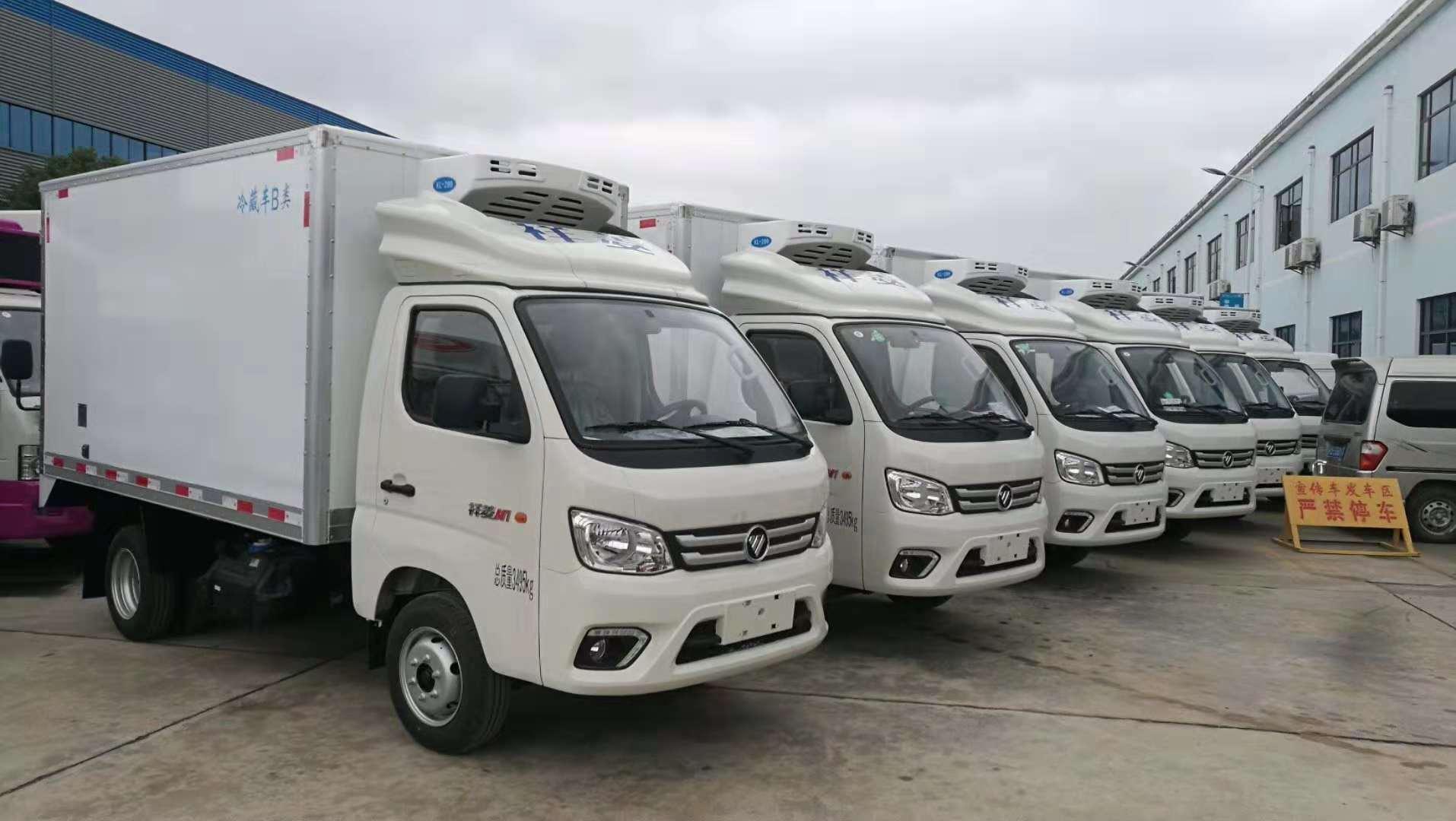 程力集團—冷藏車的保養和日常維護小常識