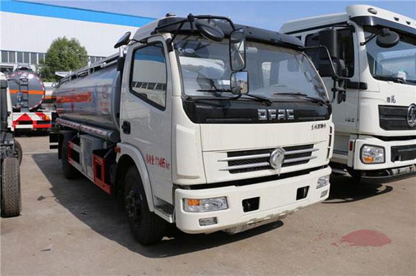 东风8吨加油车价格_厂家