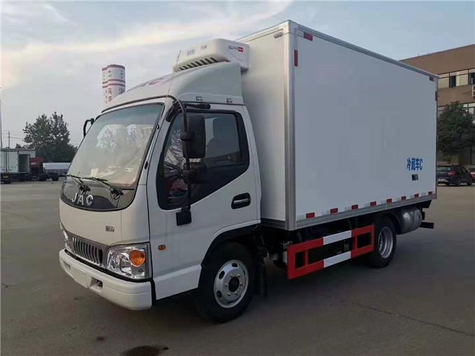 江淮康玲3.7米冷藏车厂家—价格—图片