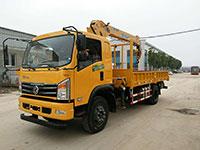 东风特商徐工6.3吨随车吊配置介绍