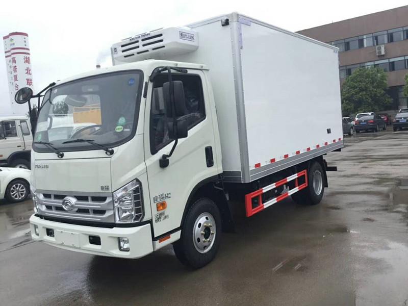 福田康瑞H2(4.2米)冷藏车厂家大促销
