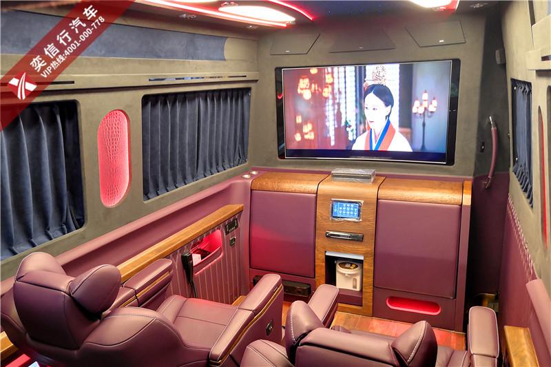 上海 奔馳斯賓特商務車專賣,奕信行房車斯賓特九座(7+2)商務房車優惠15萬