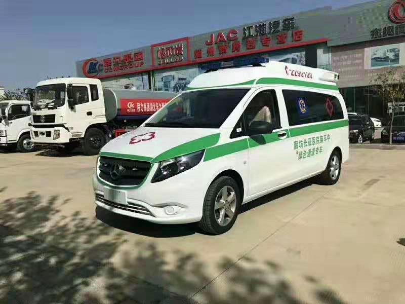 国六奔驰救护车价格_厂家