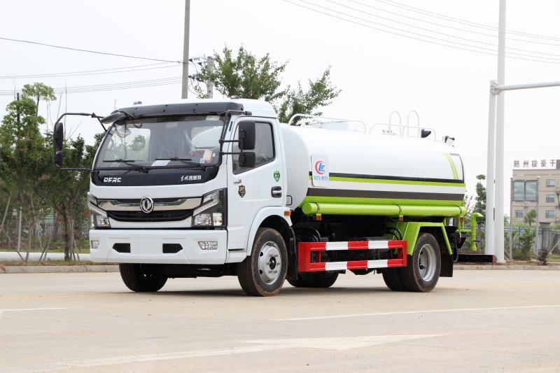 國六8噸灑水車價格_國六大多利卡灑水車多少錢