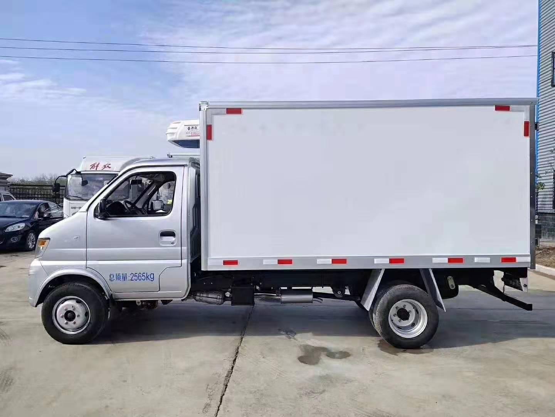 长安国六冷藏车价格-配置-图片
