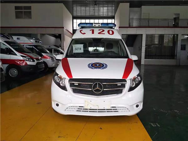 奔驰监护型母婴救护车价格