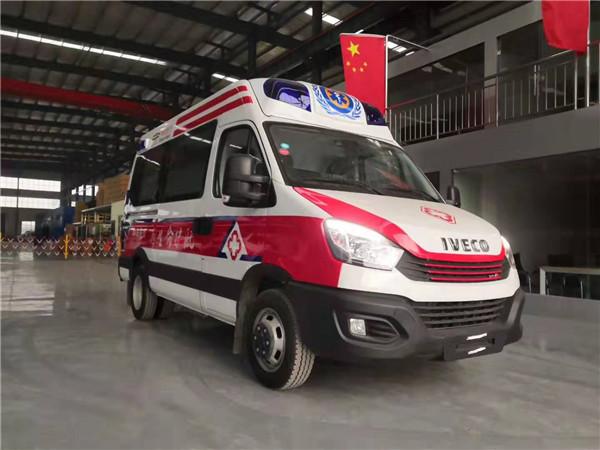 依维柯新款欧胜救护车——救护车生产专家