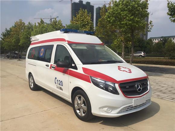 国六奔驰救护车多少钱