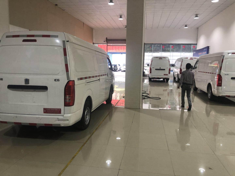 成都新能源汽车公司_成都电动箱式面包货车价格_品牌_租售地址