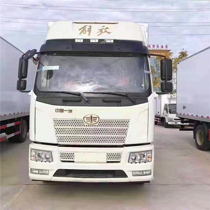 今日精品推薦: 解放J6L冷藏車-6.8米10噸冷藏車直減8000元