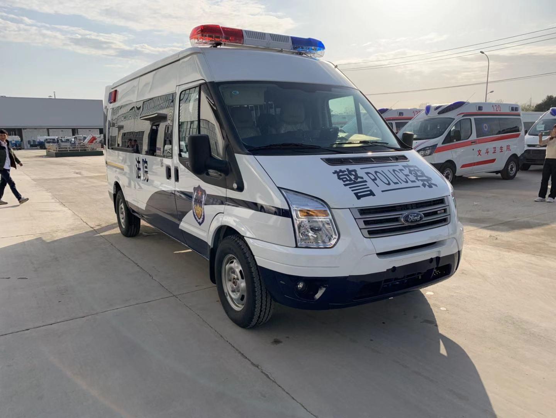 国六福特司法囚车生产基地——国六司法囚车报价
