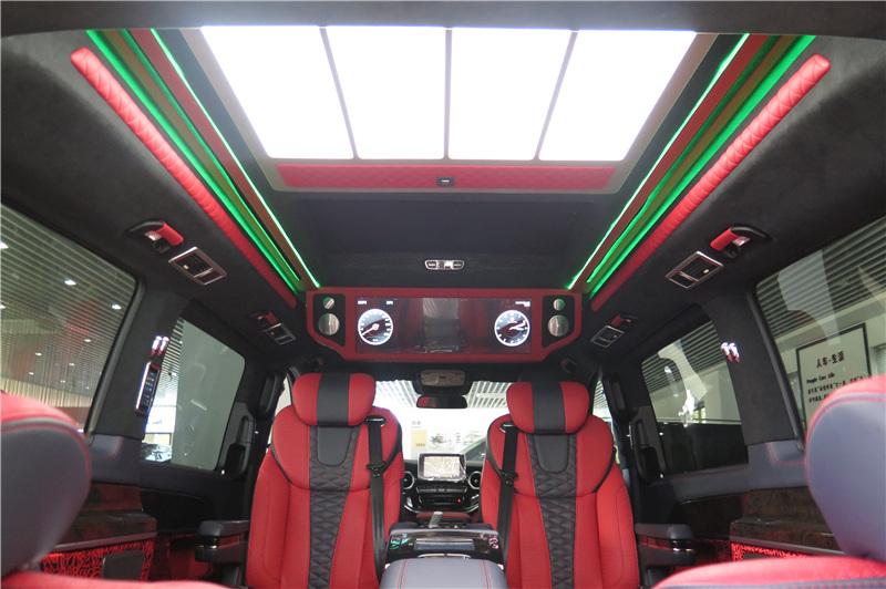 不一樣的七座商務車,奕信行V級房車報價,奔馳V260改裝房車的稀有車型