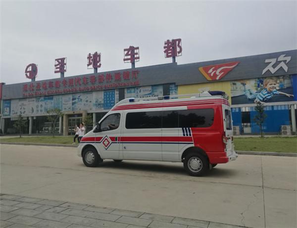 大通救護車—大通v80救護車廠家—大通v80救護車價格