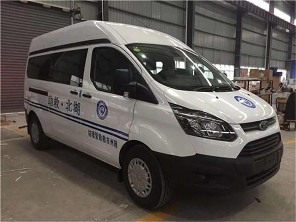 福特救助车厂家—福特救助车价格—民政局专用救助车