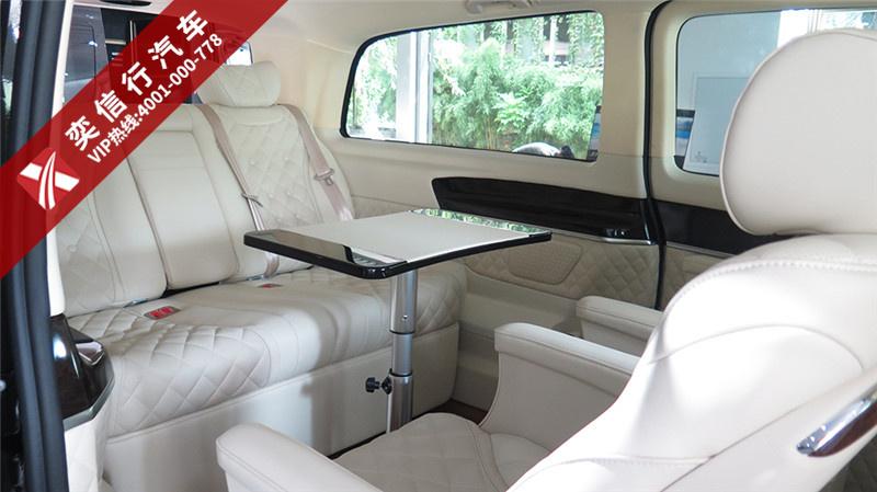奔驰V260商务车 无锡 常州最新行情七座商务车年底最新报价