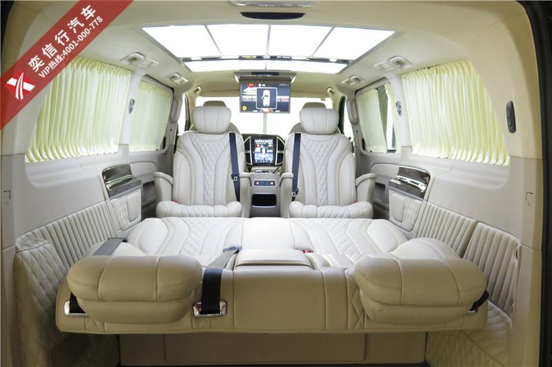 杭州 绍兴奔驰威霆7座改装价格奔驰vito商务车报价