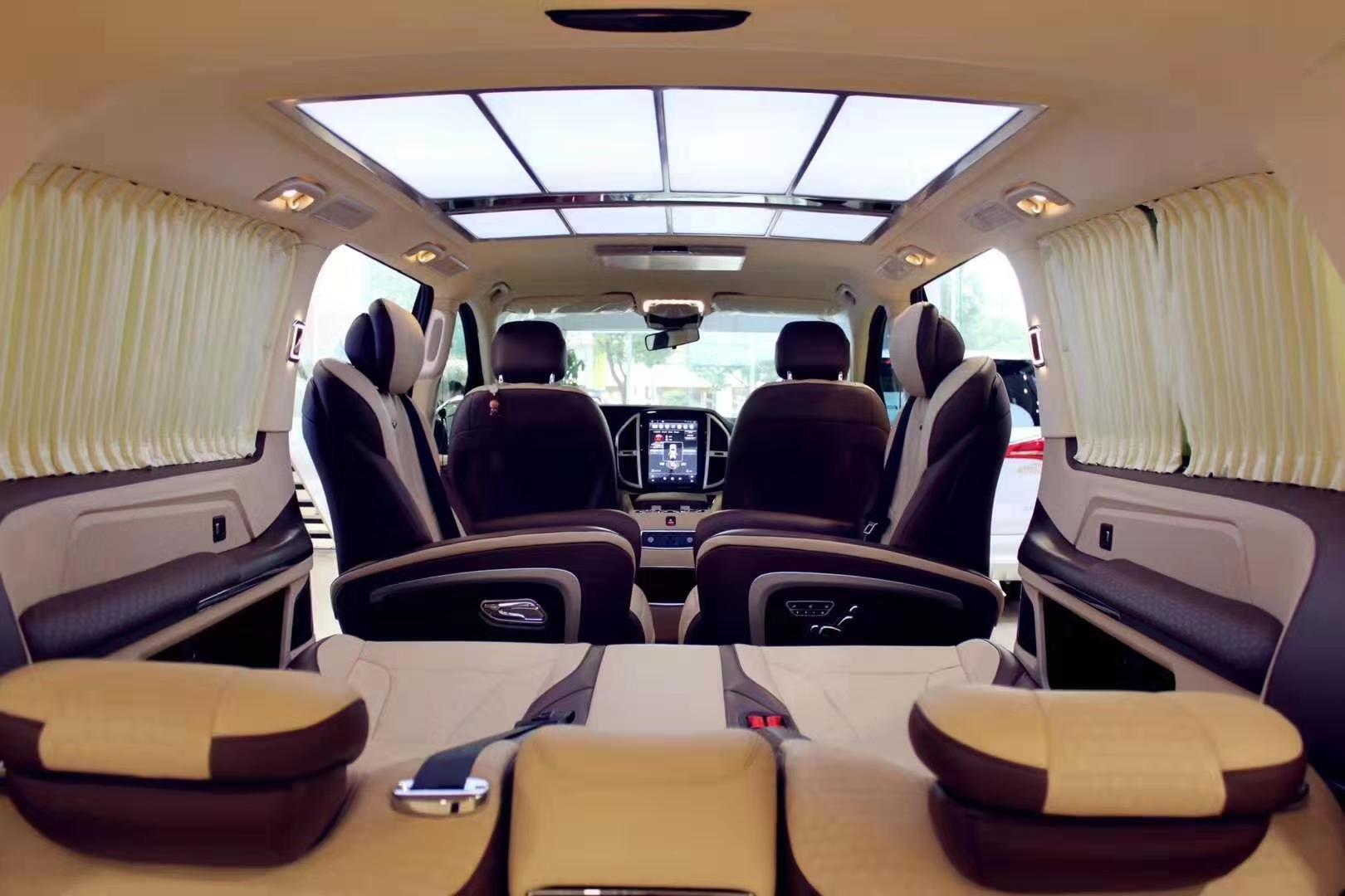 七座奔馳威霆房車,迎新春優惠降價5萬,高端MPV改裝房車稀缺車型報價