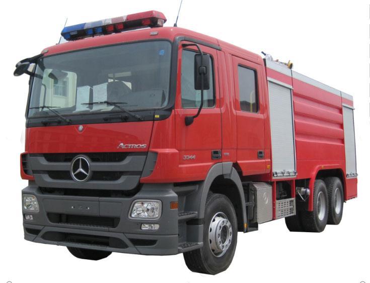奔驰消防车厂家