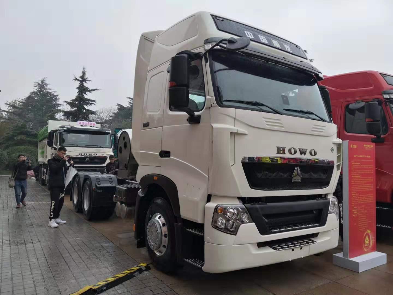1臺國五T7H重載牽引440馬力出售