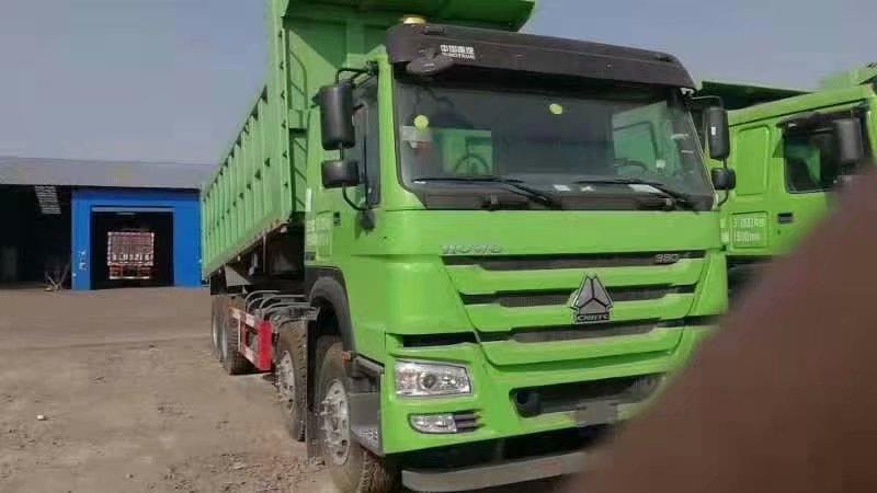 HOWO 7 7.8米 自卸车