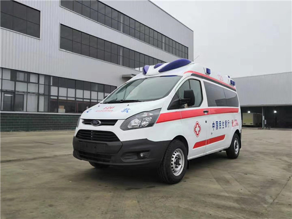 新全顺航空舱救护车厂家—高端新全顺救护车专业定制