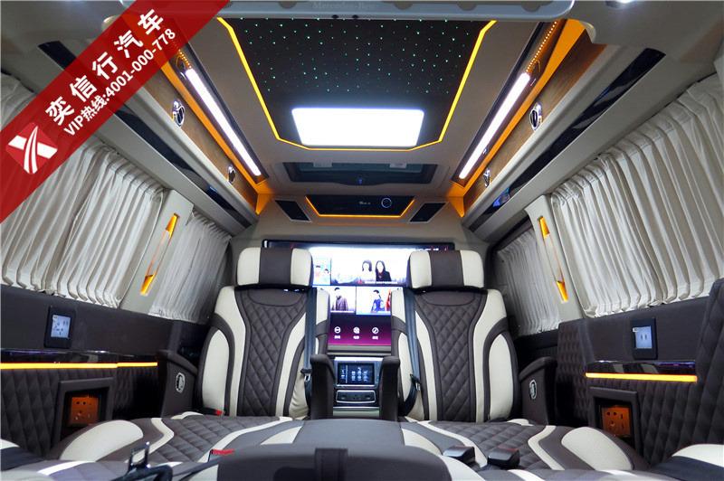进口奔驰商务车,进口奔驰V级V250房车报价
