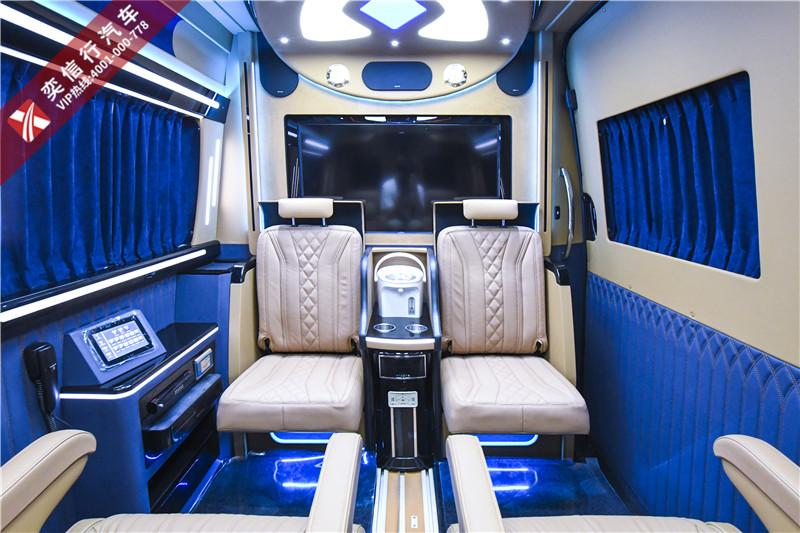 鼠年新款进口奔驰斯宾特房车7+2图片,奕信行房车上海 杭州报价