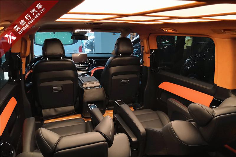 奔驰V260七座商务车专为国内高端人士设计,台州 温州奔驰商务车最新行情