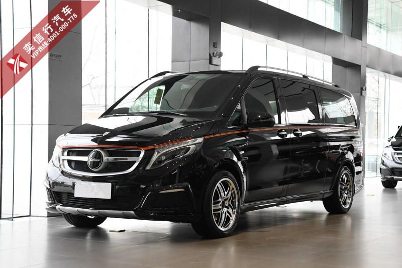 2020款进口奔驰V级V250商务车杭州地区浙江奕信行报价