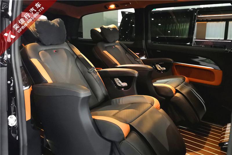 苏州 奔驰v260房车 V级商务房车图片及报价