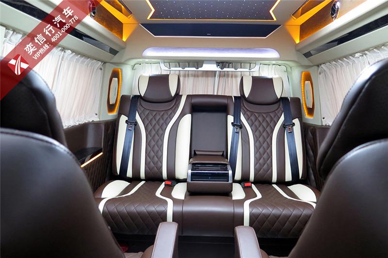 杭州 奔驰V260商务车报价 七座奔驰v级房车鼠年行情