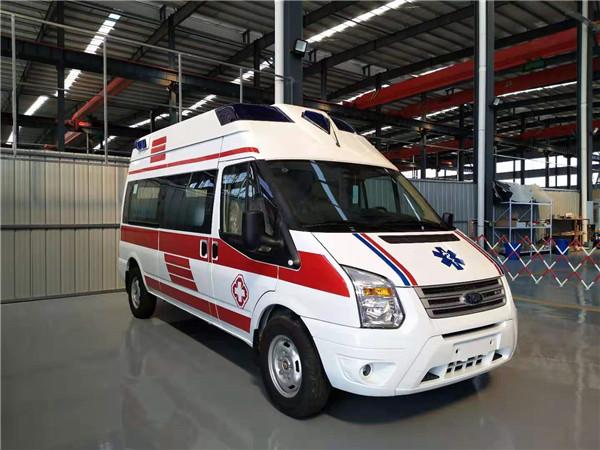 负压救护车与救护车有什么区别?